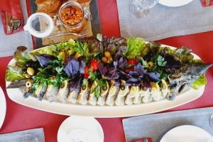 Блюда для праздничного стола на заказ